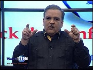 wesiin chavez asegura Danilo Medina esta detras de la reeleccion