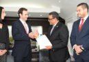 ANJE visita Congreso y reclama a Diputados amplio consenso para aprobar Leyes de Partidos y la de Régimen Electoral