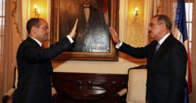 Presidente Danilo Medina designa embajador de RD en la República Popular China