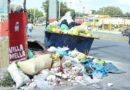 Denuncian Santo Domingo Norte está inundado de basura