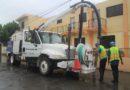 ADN realiza operativa limpieza para mantener el orden en Gran Santo Domingo