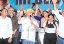 Hipólito Mejía juramentó sus equipos en SDE prometiendo gobernar con jóvenes y mujeres, propiciar fortalecimiento de la justicia para luchar contra la impunidad