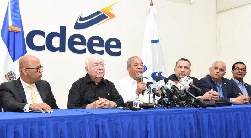 CDEEE anuncia entrada 3 plantas que le costará RD$2,500 millones extras