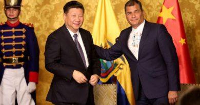 Ex presidente Rafael Correa va de mal en peor en Ecuador