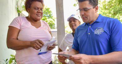 """ADN realiza jornada de educación ciudadana """"Santo Domingo Soy Yo"""""""