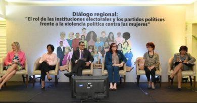 Ministerio de la Mujer realiza panel sobre derechos civiles y políticos de las mujeres en República Dominicana