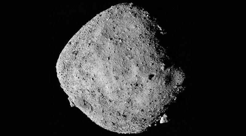 Hallan agua en un asteroide : Lo que solía ser ciencia ficción ahora es una realidad