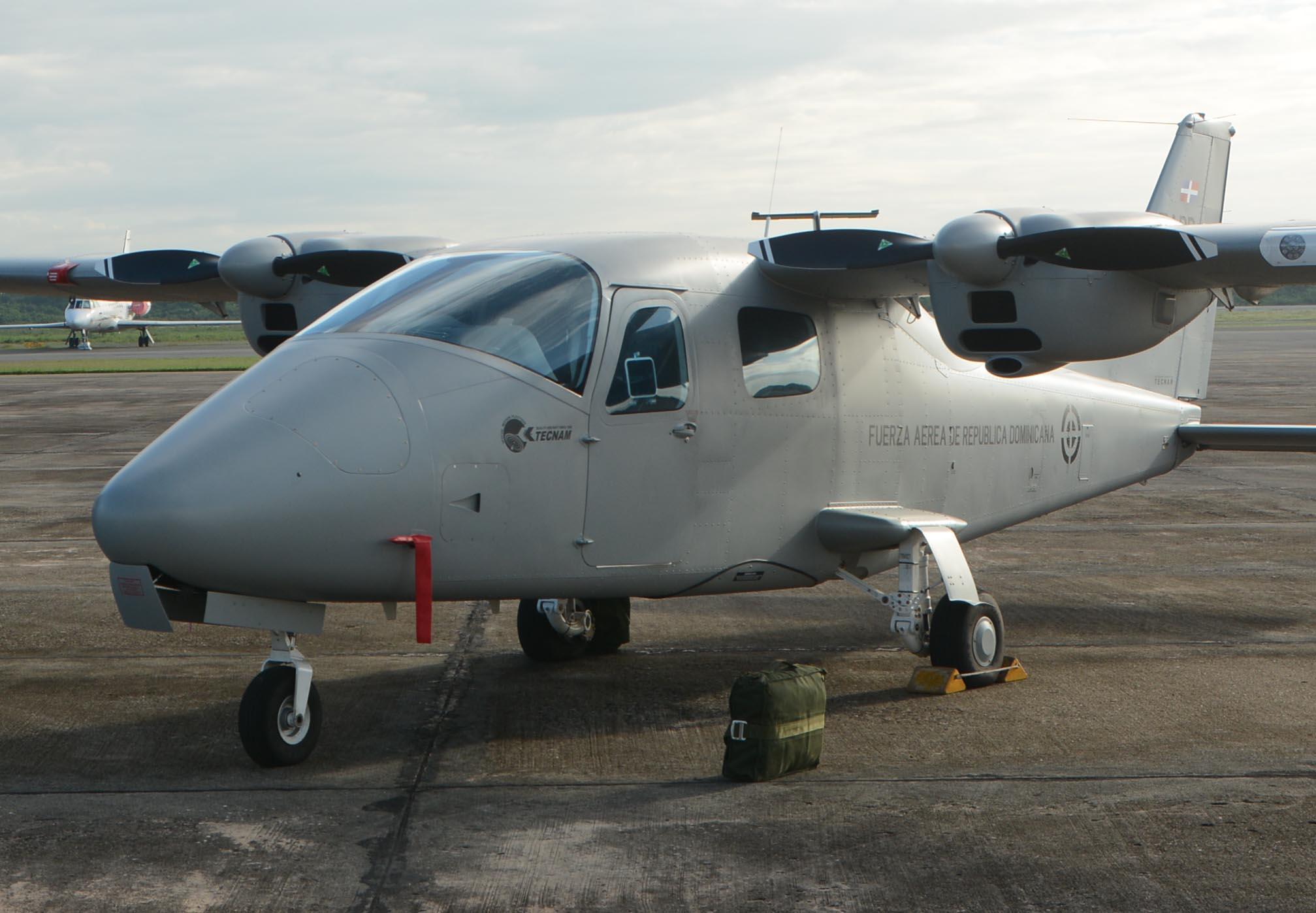 """Gobierno compra otro avión """"anti drogas"""", ahora con al aval europeo y de EE.UU y por menos de un millón de dóllares."""