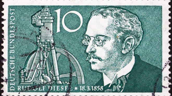 ¿Quién mató a Rudolf Diesel, inventor del motor diésel, y por qué?