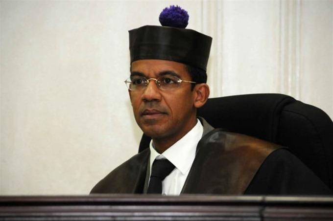 El magistrado de la Suprema Corte de Justicia (SCJ), Francisco Antonio  Ortega Polanco