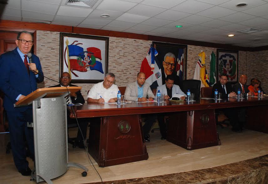 Presidente del IDECOOP inicia taller sobre prevención del lavado de activos en el sector cooperativo