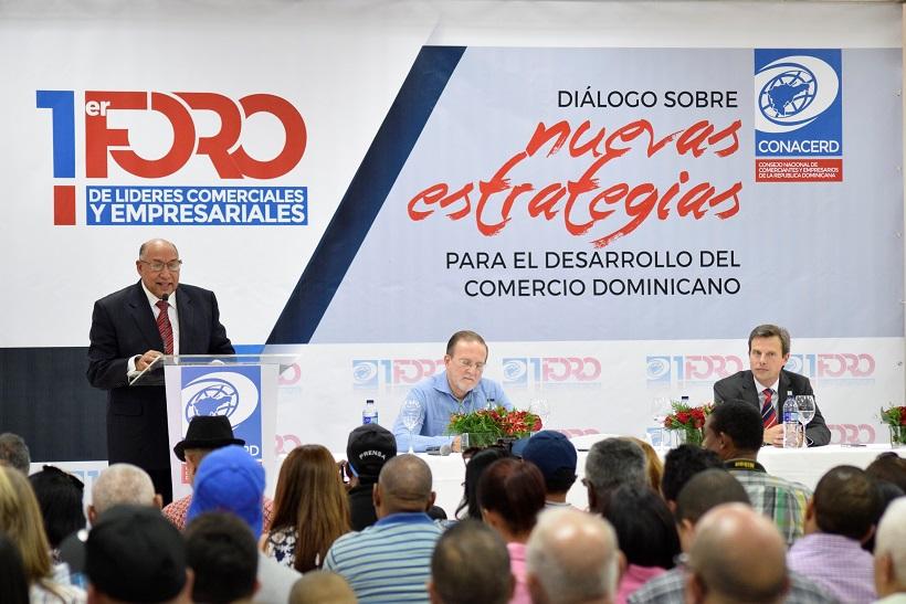 CONACERD realiza el primer 1er. Foro Regional de Líderes Comerciales y Empresariales
