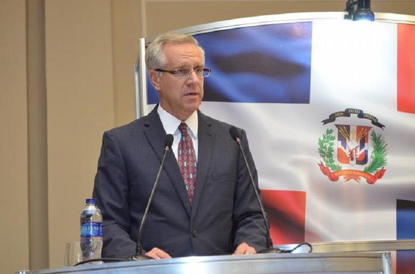 Texto completo del discurso pronunciado por el señor Robert E. Copley, Encargado de Negocios de la embajada de EE UU en RD