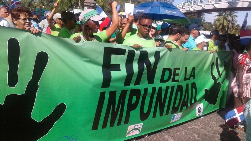 Marcha Verde demanda hacer auditaría a todo el gobierno y dar a conocer al pueblo sus resultados