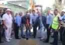 Alcaldía del Distrito Nacional realizó operativo de limpieza en el Colegio de Periodistas