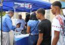 Luis visitó centros de inscripción de nuevos militantes al PRM en Villa Juana