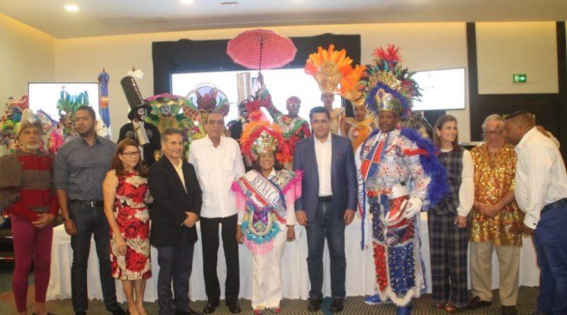 El Carnaval de Santo Domingo será el domingo 24 de febrero