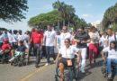 Alcaldía del Distrito Nacional y organizaciones sociales realizan caminata por la Inclusión