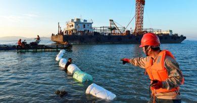 La lucha submarina de EE.UU. contra China por el control de la red global de Internet