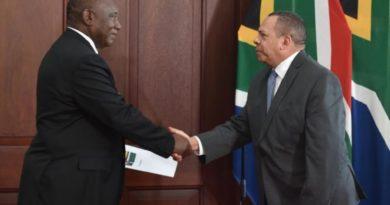 República Dominicana ya tiene embajador oficial ante el gobierno de Sudafrica