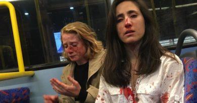 Brutalidad sexual y de género en Londres