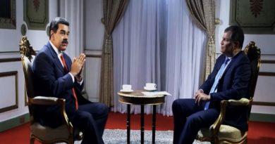"""Maduro a Correa: """"Trump agrede a Venezuela con un odio especial, yo lo comparo con la era de Hitler"""