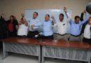Renunciantes del proyecto Abinader en Juma–Bejual, Bonao ratifican su adhesión y apoyo a Hipólito Mejía