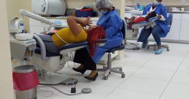 Odontología del Moscoso Puello ha asistido cerca de 11 mil pacientes durante el año 2019