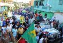 Manuel Jiménez intensifica su campana electoral conmarcha el sábado 25