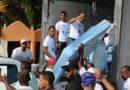 Empleados de la SIB realizan jornada de solidaridad en comunidades de San Cristóbal