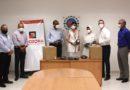 Adozona dona 40 mil mascarillas a instituciones comunitarias de Santiago