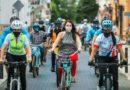 Alcaldía Distrito Nacional inaugura una bici oficina y dos parqueos bici en la capital