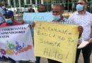 Pequeños y medianos comerciantes se amotinan frente a la JAD contra subasta de ajo