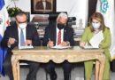 Cámara de Diputados firma acuerdos interinstitucionales con Plaza de la Salud, con AIRD y con NUVI