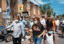 Alcaldesa DN inspecciona obras comunitarias que ejecuta ADN barrios de la ciudad