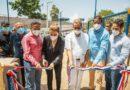 Carolina Mejía inaugura parque en la Zurza y reafirma compromiso de que en su gestión que la gente viva mejor