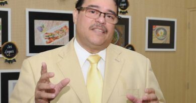 Francisco José Camacho Rivas proximo ministro de Deportes es un destacado exatleta y dirigente olímpico