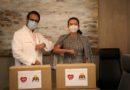 Sur Futuro y Heart Care Dominicana acuerdan trabajos en favor de sectores vulnerables al COVID 19 en el Distrito Nacional