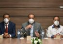 Deligne Ascención anuncia el MOPC iniciará más de 200 obrasa un costo superior a los 2 mil millones de pesos