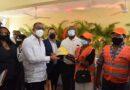 Ministro Deligne Ascención inicia en Hato Mayor el programa Peón Caminero, que creará más de 300 empleos directos