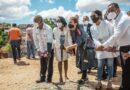 Dejan iniciados trabajos construcción centro de desarrollo integral en barrio Capotillo