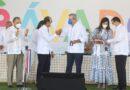 Presidente Luis Abinader encabeza inauguración plaza Bávaro City Center