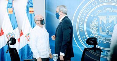 Gobierno firma acuerdo con la ONU para fortalecer la lucha anticorrupción