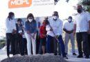 Obras Públicas inició la construcción de su Departamento Regional Yuma a un costo de 32 millones de pesos
