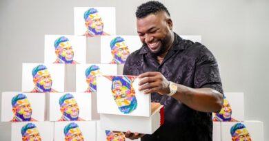 David Ortiz protagoniza edición limitada de humidores para su marca de cigarros Big Papi