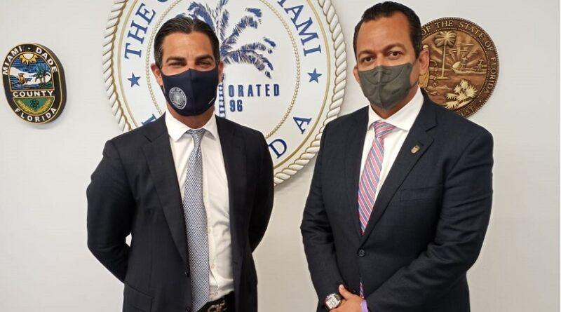 Inician colaboración entre ADN Y la alcaldía de Miami