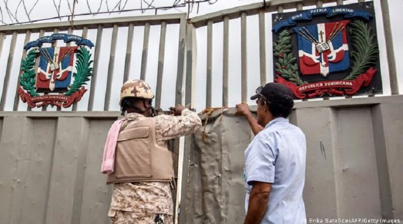 Desde Alemania difunden propuesta de Abinader de levantar verja en su frontera con Haití