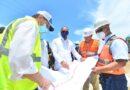 Ministro de Obras Públicas destaca impacto que tendrán obras se construyen en SDE