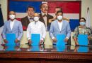 Edesur firma acuerdo mejorar suministro con 24 alcaldes región Valdesia